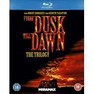 From Dusk Till Dawn - The Trilogy (UK-import) (BLU-RAY)