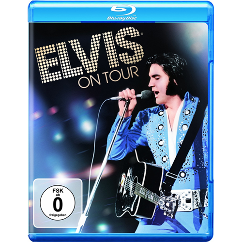 Elvis Presley - Elvis On Tour (BLU-RAY)