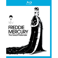 Freddie Mercury - The Great Pretender (UK-import) (BLU-RAY)