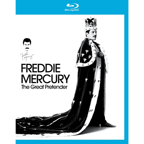 Freddie Mercury - The Great Pretender (BLU-RAY)