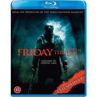 Friday The 13th - Extended Cut (BLU-RAY)