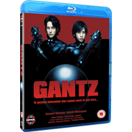 Gantz (UK-import) (BLU-RAY)