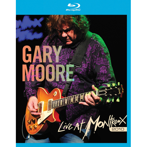 Gary Moore - Live At Montreux 2010 (UK-import) (BLU-RAY)