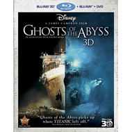 Ghost Of The Abyss (Blu-ray 3D + Blu-ray)