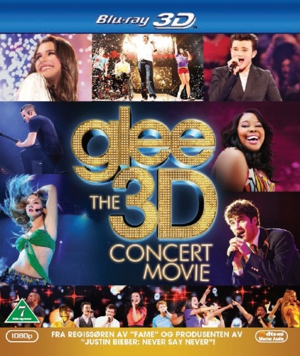 Glee - The Concert Movie (Blu-ray 3D + Blu-ray)