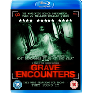 Grave Encounters (UK-import) (BLU-RAY)