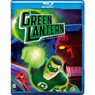 Green Lantern - The Animated Series (BLU-RAY)
