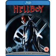 Hellboy (UK-import) (BLU-RAY)