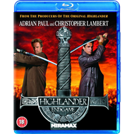 Highlander: Endgame (UK-import) (BLU-RAY)