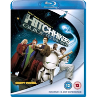 The Hitchhiker's Guide To The Galaxy (UK-import) (BLU-RAY)