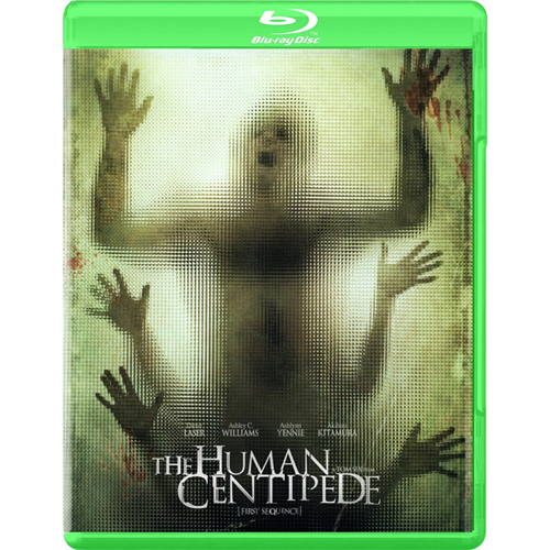 The Human Centipede (First Sequence) (UK-import) (BLU-RAY)