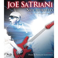 Joe Satriani - Satchurated: Live In Montreal (Blu-ray 3D)