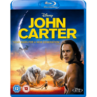 John Carter (UK-import) (BLU-RAY)