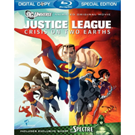 Justice League - Crisis On Two Earths (BLU-RAY)