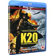 K-20: The Legend Of The Black Mask (UK-import) (BLU-RAY)