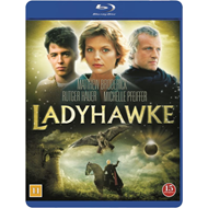 Produktbilde for Ladyhawke (BLU-RAY)