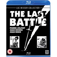 The Last Battle (UK-import) (BLU-RAY)