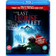 The Last House On The Left - Forlenget Versjon (2009) (UK-import) (BLU-RAY)