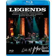 Legends Live At Montreux 1997 (BLU-RAY)