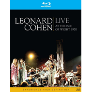 Leonard Cohen - Live From The Isle Of Wight 1970 (BLU-RAY)