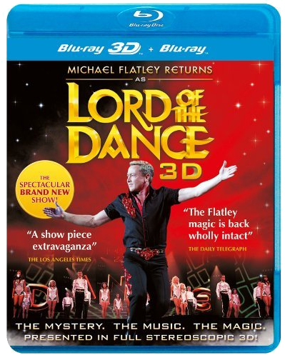 Michael Flatley Returns As Lord Of The Dance (UK-import) (Blu-ray 3D + Blu-ray)