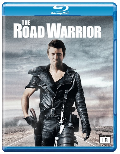 Mad Max 2 - The Road Warrior (BLU-RAY)