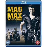 Mad Max 2 - The Road Warrior (UK-import) (BLU-RAY)