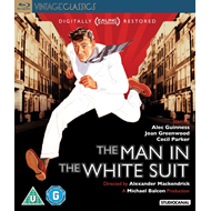 The Man In The White Suit (UK-import) (BLU-RAY)