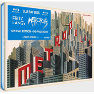 Metropolis - Reconstructed & Restored Edition (UK-import) (BLU-RAY)