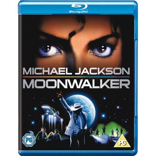 Moonwalker (UK-import) (BLU-RAY)