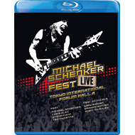Michael Schenker's Temple Of Rock - Fest: Live Tokyo International Forum (BLU-RAY)