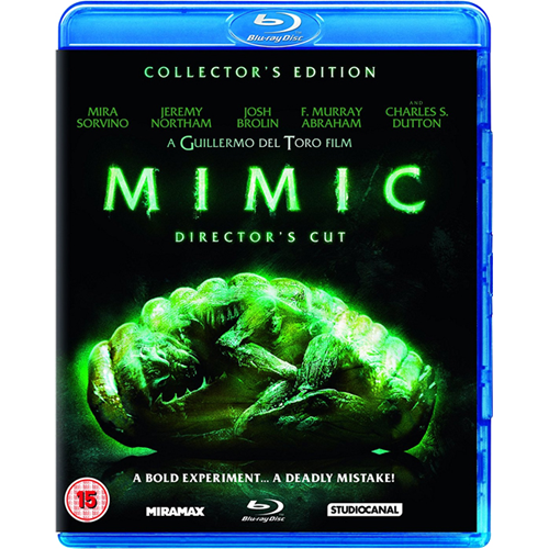 Mimic - The Director's Cut (UK-import) (BLU-RAY)