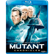 The Mutant Chronicles (BLU-RAY)