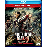 Night Of The Living Dead - Reanimation (Blu-ray 3D + Blu-ray)
