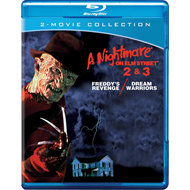A Nightmare On Elm Street 2 & 3 (BLU-RAY)