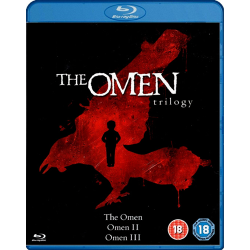 Omen Trilogy (UK-import) (BLU-RAY)