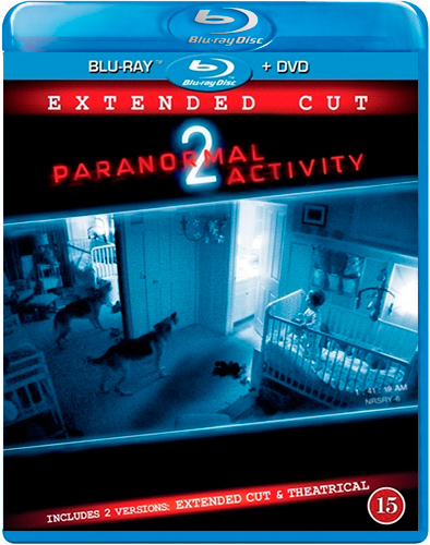 Paranormal Activity 2 (Blu-ray + DVD)