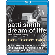 Patti Smith - Dream Of Life (UK-import) (BLU-RAY)