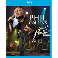 Phil Collins - Live At Montreux 2004 (UK-import) (BLU-RAY)