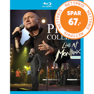 Produktbilde for Phil Collins - Live At Montreux 2004 (UK-import) (BLU-RAY)