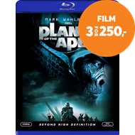 Produktbilde for Planet Of The Apes (2001) (BLU-RAY)