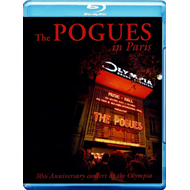 The Pogues - The Pogues In Paris: 30th Anniversary Concert At The Olympia (BLU-RAY)