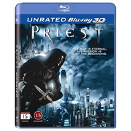 Priest - Unrated (Blu-ray 3D)