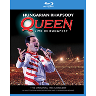 Queen - Hungarian Rhapsody - Live In Budapest (BLU-RAY)