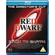 Red Dwarf - Back To Earth (UK-import) (BLU-RAY)