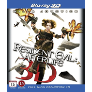 Resident Evil - Afterlife (Blu-ray 3D)
