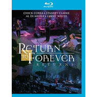 Return To Forever - Live At Montreux 2008 (UK-import) (BLU-RAY)