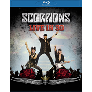 Scorpions - Get Your Sting Out & Blackout Live In 3D (Blu-ray 3D)