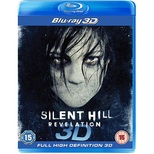 Silent Hill: Revelation (UK-import) (Blu-ray 3D)