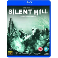 Silent Hill (UK-import) (BLU-RAY)